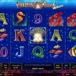 Casino hrací automat Dolphin's Pearl Deluxe